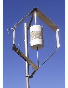 40m Isotron Vertikaal