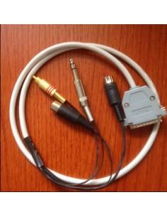 ACC-108 kabel voor Interface SB 2000MKII