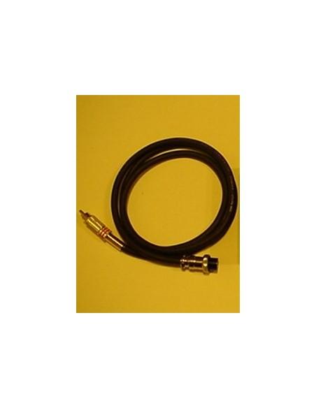 GB Audio kabel zonder voetschakelaar aansluiting