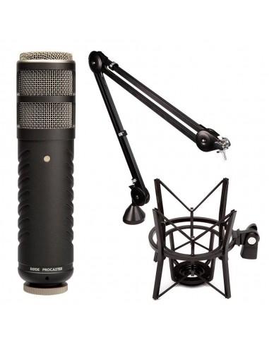 RODE Broadcast Audio Set Procaster