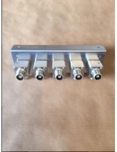 Lightning Protectors 5x SO239-SO239