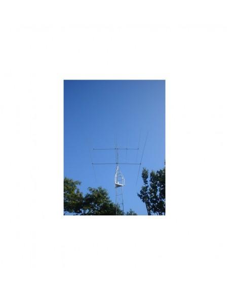 GB 4elm 21 MHz HD Yagi