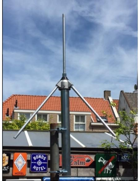 GP 1/4 golf voor 135-175 MHz