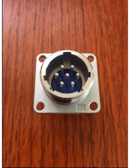 Yaesu 7 Pin Rotator Socket