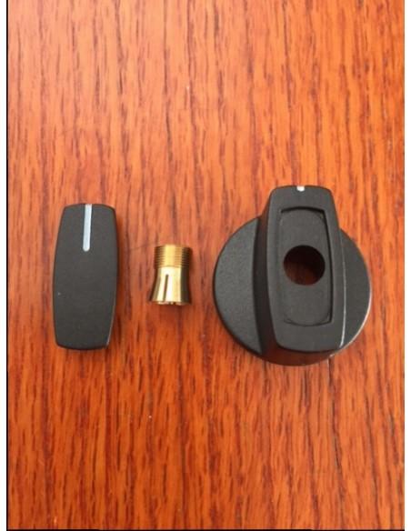 Acom Band Switch Knob 1010-1011-1000-1500 old model