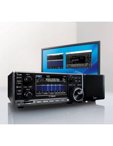 Icom IC-R-8600 Ontvanger