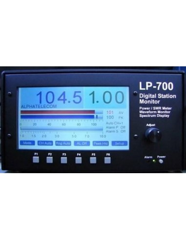 LP700 Station Monitor LPC501 SWR Power Meter