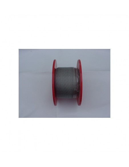 Guy wire 4mm Steel with PVC Coat