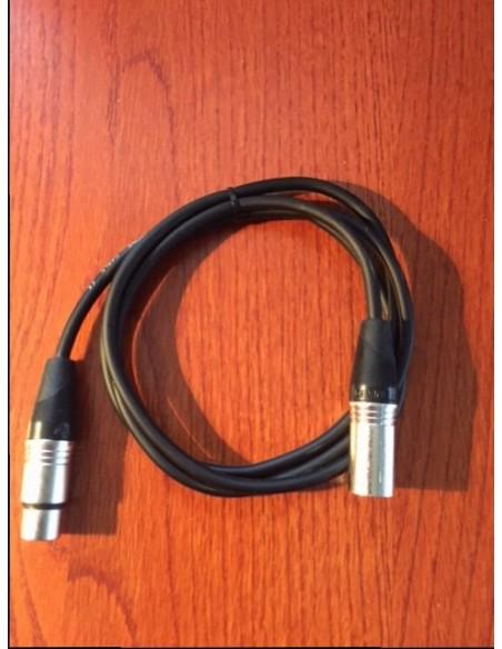 XLR-XLR Microfoon kabel 1,50m
