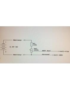 ALC Power Overshoot naar Amplifier