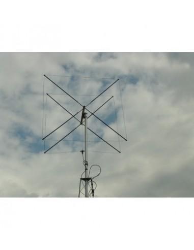 Quad 2 elm 86-87 MHz