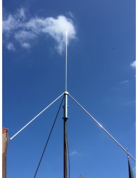 27MH GroundPlane Base Antenne