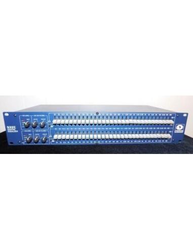 Symetrix 532E 2x31 Channel Graphic Equalizer