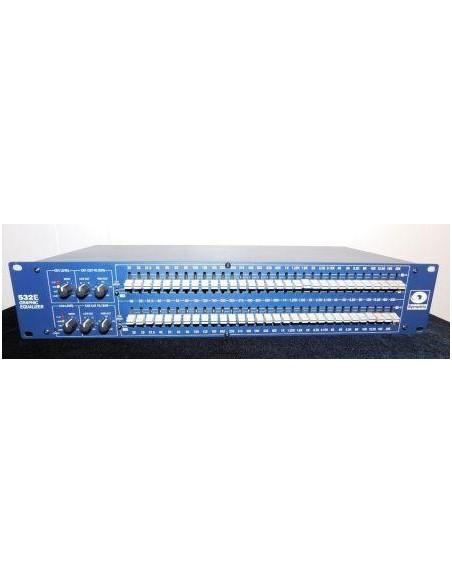 Symetrix 532E 2x31 Band Graphic Equalizer