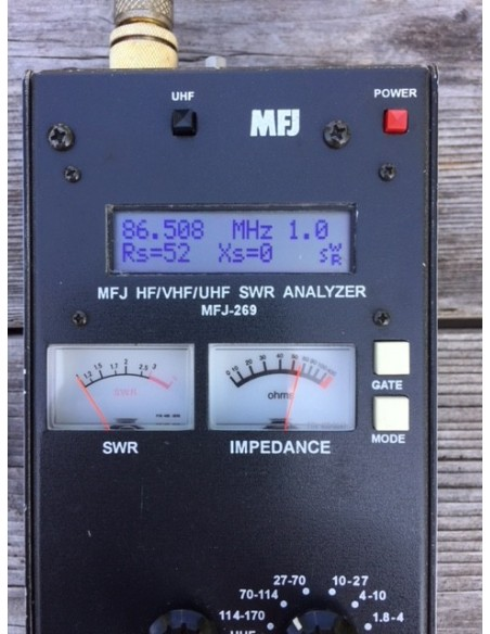 Broadcast antennes afregelen