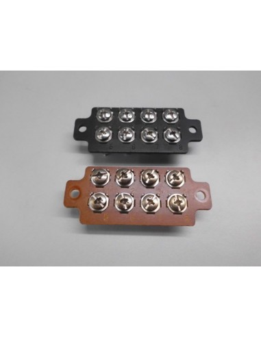 Yaesu- Kempro 8  screw terminal plate