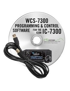 Icom IC-7300 Software WCS-7300
