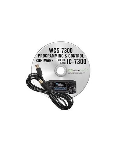 Icom 7300 Software WCS-7300