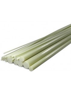 Fiberglass Sold Rod 25mm