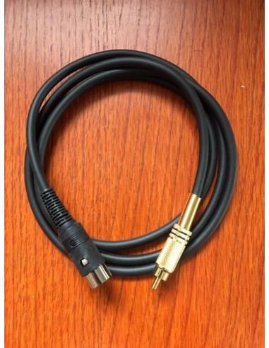 Acom TX kabel 7 Pin Din naar RCA voor...