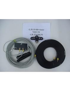 GB ZS6BKW 10-80-60m