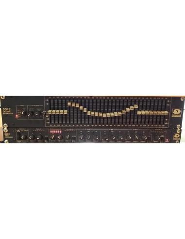 Symetrix 531E  31kn Craphic Equalizer
