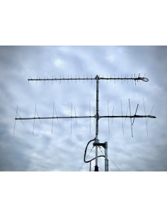 GB 2x17elm Cross Yagi...