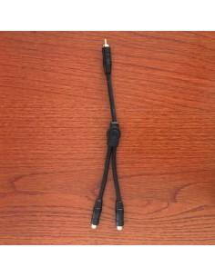 TX Kabel voor 2x HF en 1x...