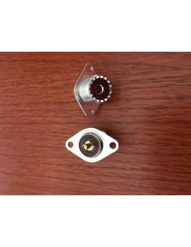SO239 Connector Ovaal
