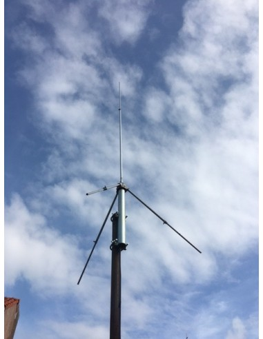 5/8 GP 2m Band ISS 120-146 Mhz
