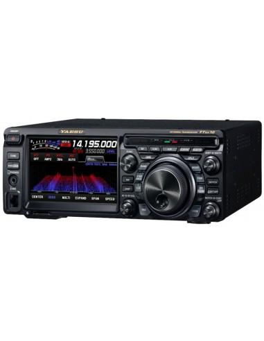 Yaesu FTDX-10 HF +6m+4m 100 watt