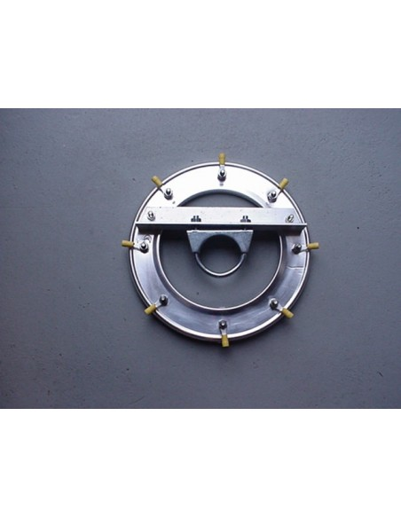 GB Radial plate