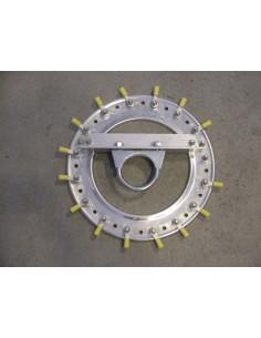 GB Radial plate for 17 till 33 radials