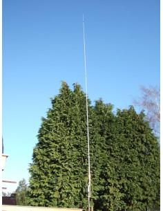 GB Vertikaal 6m-160m (60m 5.400 MHz)