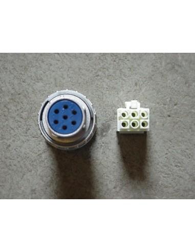 Yaesu Rotator connector 25M-WP